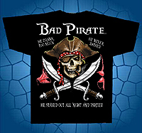 bad pirate