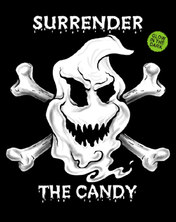 SURRENDER THE CANDY