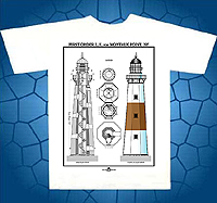 Montauk Lighthouse Plans