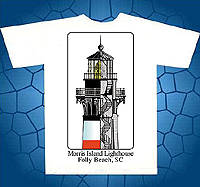 morris lighthouse top