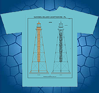 Sanibel Island Lighthouse Plans