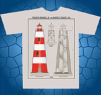 Sapelo Lighthouse Plans