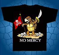 no mercy turtle