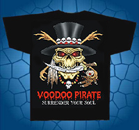 voodoo pirate