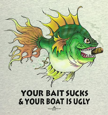 Your Bait Sucks